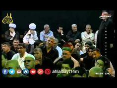 السيد هشام البطاط نعي على السيدة زينب و الكافل ابا الفضل العباس ليلة 3 م...