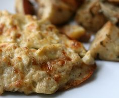 artichoke crusted chicken recipe