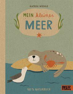 Mein kleines Meer Buch von Katrin Wiehle http://katrinwiehle.de/mein-kleines-meer