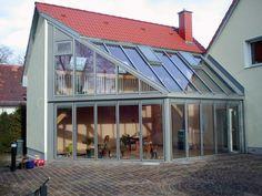 Schneider Wintergarten - Fenster/Türen - Glasfassaden, Telefon: 030 565 50 50