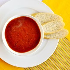 This is such a simple soup but oh so flavorful with oven roasted tomato and fennel with a little earthy thyme and fragrant smoked paprika and a touch of spice. This would make an ideal starter course or a fantastic lunch. We freeze it in individual portions as a terrific alternative to having to use...Read More