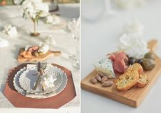 Romantic Bohemian Wedding Inspiration | photo by carlie statsky photography | 100 Layer Cake