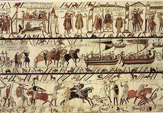 El tapiz de Bayeux, un cómic medieval
