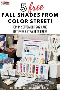 With a variety of shades and nail art and a rotating selection of new and exciting offerings, Color Street nail polish strips are easy to wear and share and fun to sell. Anyone can become a Color Street Independent Stylist. It doesn't require special skills, prior experience, or extensive training. New stylists who join Color Street in September will receive an additional 5 sets in their Starter Kit! Join us at Color Street today! #nails #naildesign #colorstreetstylist Dry Nail Polish, Dry Nails, Nail Polish Strips, Winter Nail Art, Winter Nails, Reward And Recognition, Start Program, Nail Length, Color Street Nails