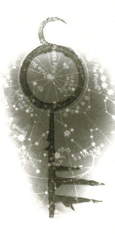 neil gaiman key to hell constellations of northern hemisphere sandman