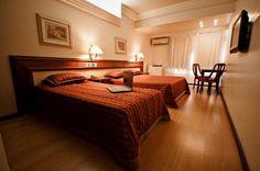 Foto de Premium Vila Velha Hotel Apartamento Luxo Casal   Solteiro