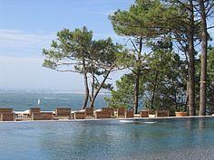 La-corniche - la Dune du Pyla Aquitaine, Photos Du, Ferret, Dune, France, Mansions, House Styles, Nature, Spaces