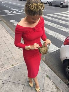 51 Trendy ideas for dress fall wedding guest style Wedding Guest Style, Chic Wedding, Wedding Ideas, Fall Wedding Dresses, Fall Dresses, What To Wear To A Wedding, Cocktail Outfit, Look Fashion, Trendy Fashion
