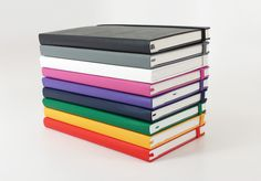 Classic Hard Cover Moleskine Notebook, available in many different colors - JB Custom Journals