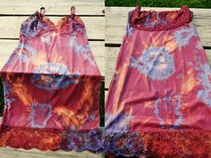 Dyed clothing from Gypsy Nomad | Rit Dye