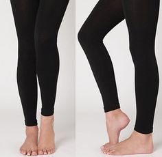 It Doesn't Get Much Warmer Than This: Anthropologie's $18 Fleece-Lined Leggings. NEEEED