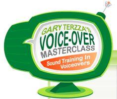 Gary Terzza's Voice Over MasterClass