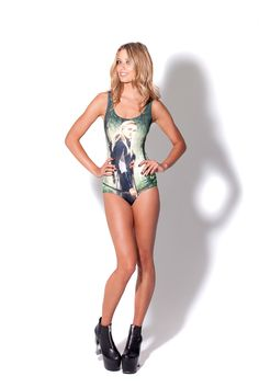 Legolas Swim by Black Milk Clothing