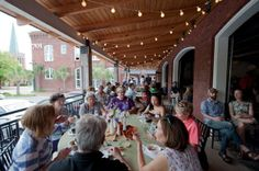 Columbia restaurateurs 'cooking their dreams' to create foodie town | Slow Food at Indie Grits | Living | The State | April 13, 2014