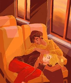 cy-lindric: ExR + Sunset during a train trip. gif.