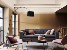 Dulux Announces Colour Of the Year for 2019 Sa Decor Wohntrends Wohnzimmer Interior Design Minimalist, Interior Modern, Living Room Interior, Interior Design Living Room, Living Room Designs, Bathroom Interior, Pintura Coral, Top Paint Colors, Deco Cool