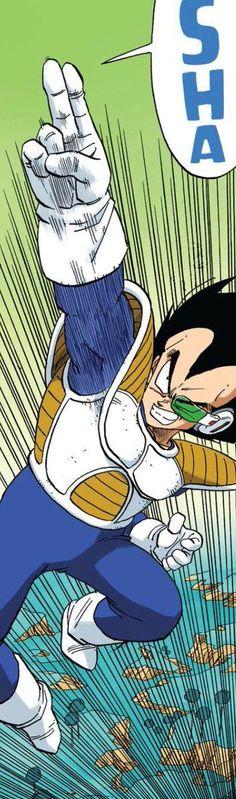 Vegeta Matando Nappa. - Visit now for 3D Dragon Ball Z compression shirts now on sale! #dragonball #dbz #dragonballsuper Manga Anime, Manga Art, Anime Art, Akira, Z Warriors, Dragon Ball Z Shirt, D Mark, Ball Drawing, Z Arts