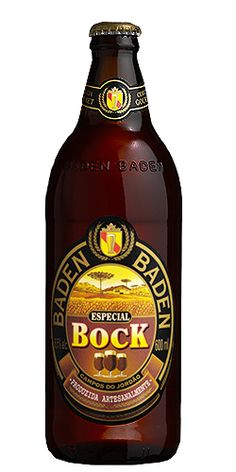 Baden Baden Bock - one of the best Brazilian beers