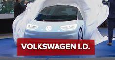Volkswagen apresenta carro elétrico que vai mudar sua história
