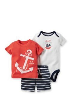 Pirates and Parrots Baby Romper 0-18 Months Newborn Baby Girls Boys Layette Rompers Black