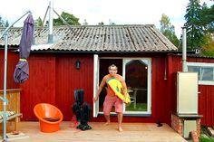 Noah's House - A summer house prepared for overflows - Singö, Sweden