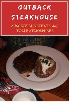 Großartiges Essen im Outback Steakhouse Thousand Oaks - Steaks, Outback Steakhouse, Los Angeles Travel, Los Angeles Restaurants, Good Food, Yummy Food, Food Tags, Bbq, About Me Blog