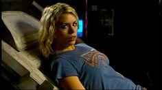 Billie Piper as Rose Tyler in Doctor Who (2006).