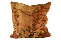 Putetrekk Old Rose Old Rose, Throw Pillows, Interior, Toss Pillows, Cushions, Indoor, Decorative Pillows, Interiors, Decor Pillows