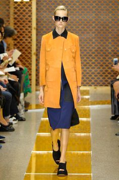 Sportmax spring/summer 2016 collection show pictures | Harper's Bazaar #fashion #fashionista #style #instyle
