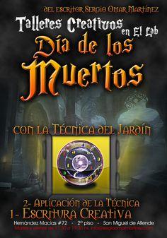#ElInicioCreativo #Talleres Creativos con la #TecnicadelJardin #SanMigueldeAllende #Mexico