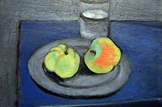 Henri Matisse - Still Life with Apples at Harvard Art Museum Cambridge MA by mbell1975, via Flickr