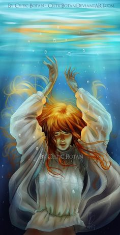 What The Water Gave Me by ~CelticBotan on deviantART