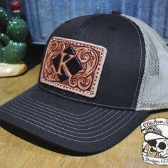 Custom Trucker Hat Richardson Reindeer /& Sleigh Embroidery Wishes Cotton Snaps
