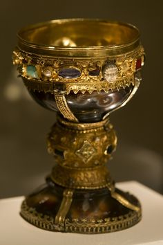 Historians Claim Holy Grail Sits In Spanish Museum