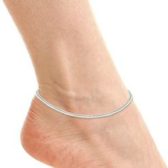Silver-Anklet-Plain-925-Sterling-Silver-Anklets-Payal-Jewelry-0