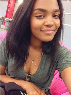 Chyna Parks, China Anne Mcclain Instagram, Love And Basketball, Teen Actresses, Girl Tips, Beautiful Celebrities, Girl Hairstyles, Celebs, Singer