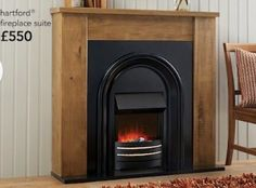 Next Hartford fireplace