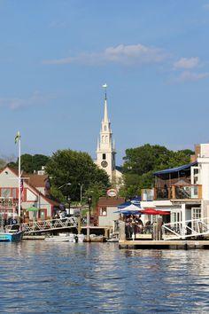 Bowen's Wharf, Newport, Rhode Island | New England Living