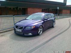 Garaget | Volvo V70R (2004)