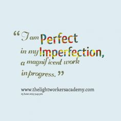 quotes about imperfection and love | Page 1 of Quotes about self-love- Inspirably.com