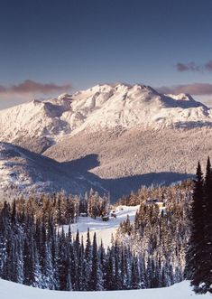A view from Whistler. [OC] [28383990] #reddit