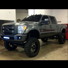 Haha pink and black go great together my trucks pinterest nifty little light bar ford f250 diesel aloadofball Choice Image