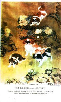 Animal - Dog - Asian art.jpg 1,014×1,687 pixels