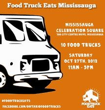 Food Truck Rally at Mississauga Celebration Square