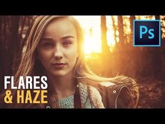 How to Use Adjustment Layers to Create Light Flares and Haze | Fstoppers