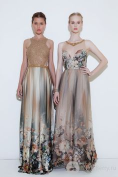 Lookbook Patricia Bonaldi Haute Couture 2013 / / dress 2x / fashion statement / floral patterns