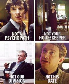 Sherlock 'not's xD /// Let's not forget our favorite Not: https://31.media.tumblr.com/7780c8261a2023f6e83e682f57c60508/tumblr_myq58uGcU11qdojd4o2_400.gif