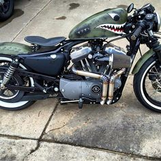 Besides getting to know all you can about your car's make and model, you should know a few other tricks as well. Honda Bobber, Motos Honda, Bobber Bikes, Harley Bobber, Cafe Racer Bikes, Bobber Motorcycle, Bobber Chopper, Motorcycle Garage, Harley Davidson Iron 883