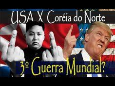 AMO VOCÊ EM CRISTO: (Entenda) Coréia do Norte ameaça USA - O Estopim já foi aceso - 3º Guerr...