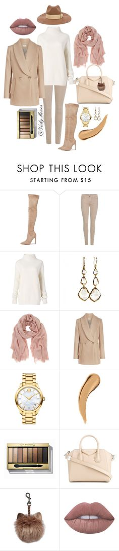 """""""#079"""" by vicky-moura on Polyvore featuring Kendall + Kylie, 7 For All Mankind, Diane Von Furstenberg, Ippolita, Mint Velvet, Movado, Max Factor, Givenchy, Lime Crime and PS Paul Smith"""
